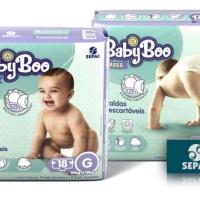 Baby Boo é a nova marca de fraldas no mercado