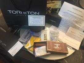 Torriton 40 Anos - Mimos