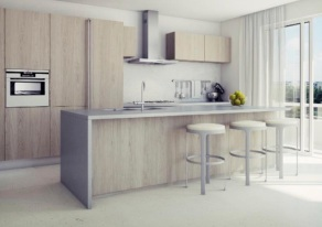 Pearl House - Cozinha