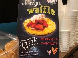Waffle LaBasque