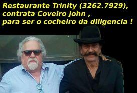 Trinity Gastronomia - Irreverência