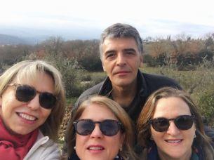 Jantaula de Italiano - Amedeo Gizzi comanda o Grupo na Itália