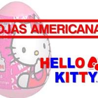 LOJAS AMERICANAS LANÇAM OVOS DE PÁSCOA D'ELICCE DA HELLO KITTY