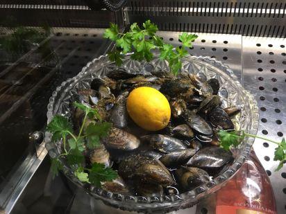 Frutos do mar - Receitas do Mediterráneo