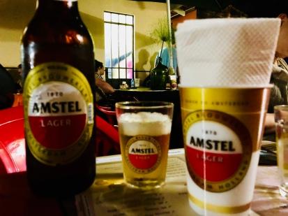 Cerveja Amstel - Patrocinador
