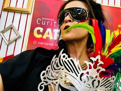 Esquenta de Carnavau-au, no Shopping Curitiba