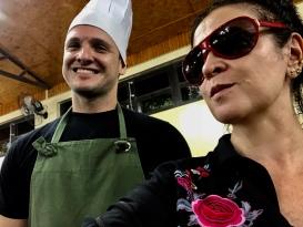 Bela Mata - Chef Reinhard Pfeiffer e Vanessa Malucelli