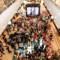 Bruno Astuto, Dudu Bertholini e Carlos Carrasco são as estrelas da nova edição da Party at the Mall