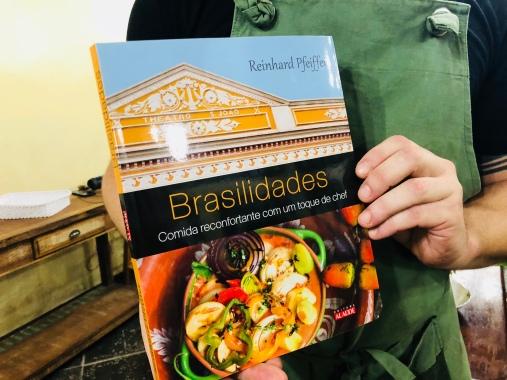 Chef Reinhard Pfeiffer e sua obra — Brasilidades