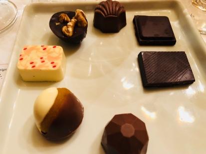 Delícias da Grué Chocolateria