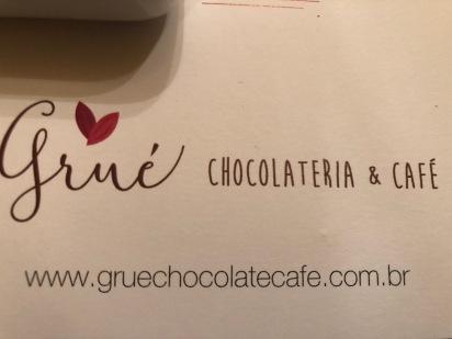 Grué Chocolateria