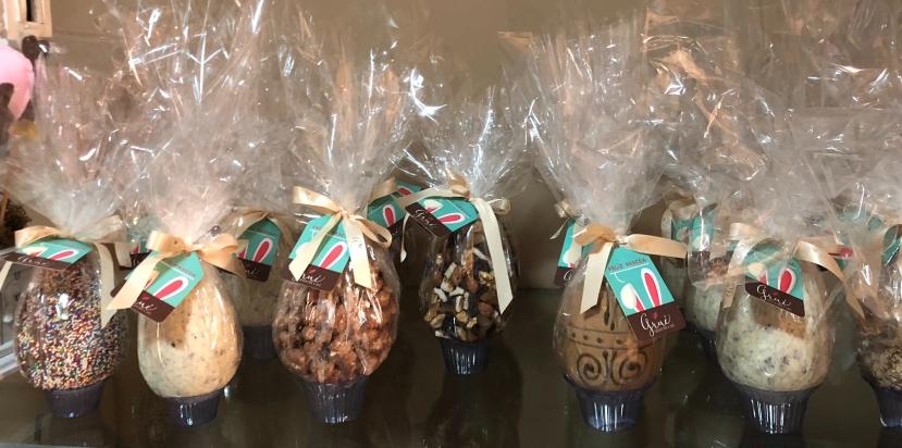 Páscoa na Grué Chocolateria