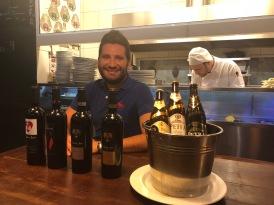 Petra no Ibérico Gastronomia - o dia do meu aniversário