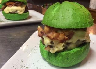 Sandwiches - Vestindo verde