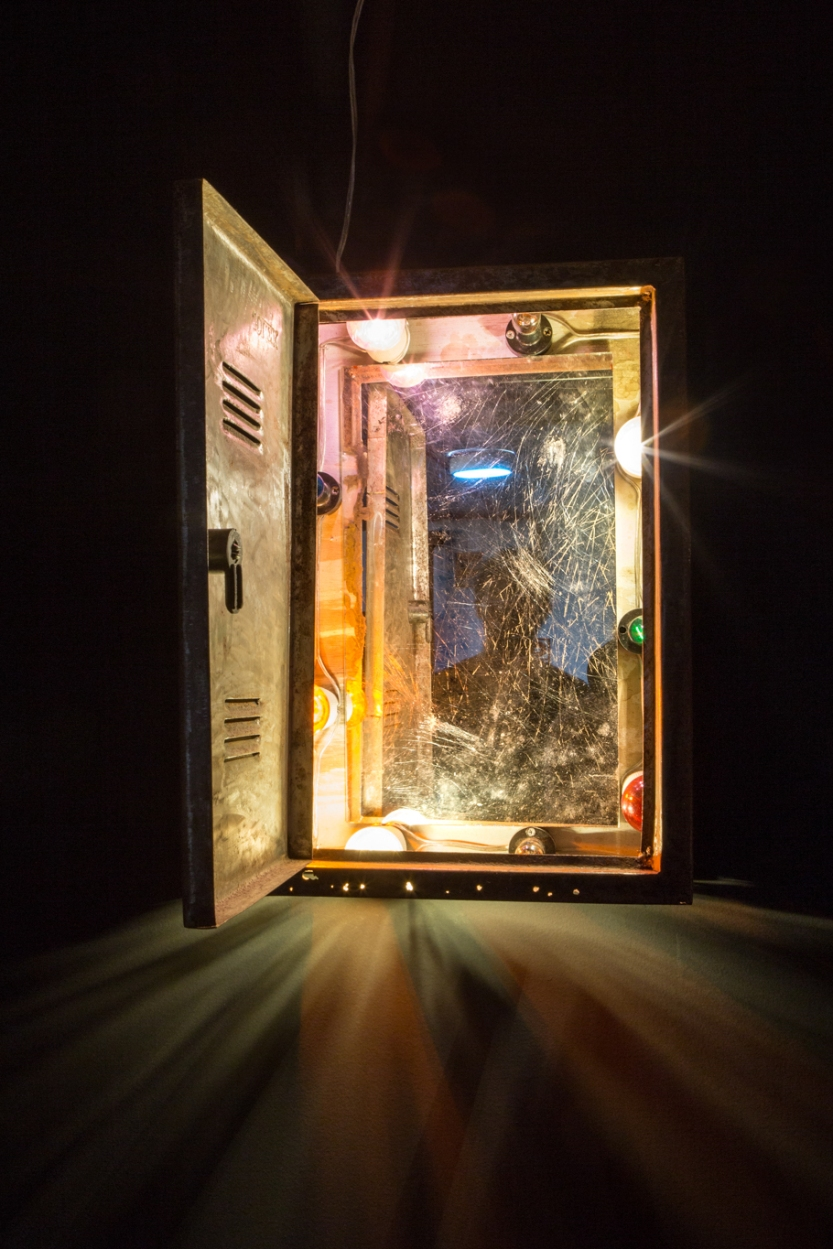 Exposição A escuridão que me clareia :: SESI/AML :: Março 20
