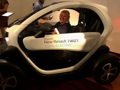 Renault Elétrico Twizy