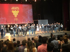 Show dos TITÃS, Doze Flores Amarelas — Festival de Curitiba 2018