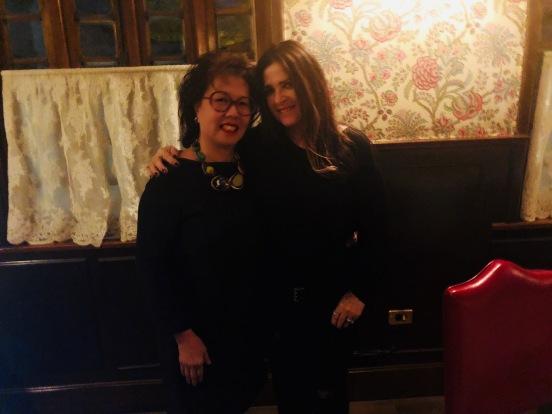 Ile de France 65 anos - Clara e Vanessa Malucelli