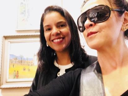 Vanessa Malucelli e Tatiane Marques, General Manager doBourbon Hotéis & Resorts