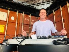 DJ Sasha Agram no Churrasco de Domingo — Brasil Total Storage Boulevard