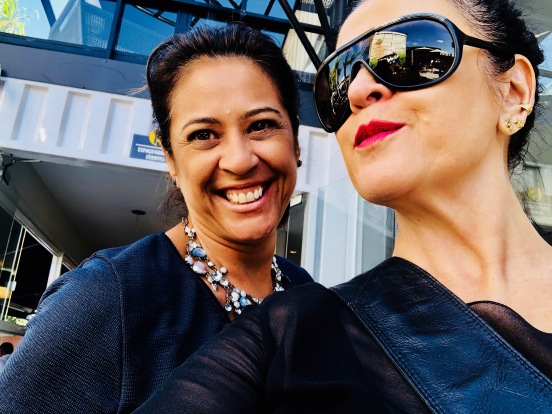 Eloisa Hultmann e Vanessa Malucelli — Brasil Total Storage Boulevard