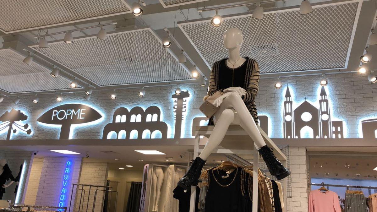 Pop Me inaugura loja no Palladium Curitiba