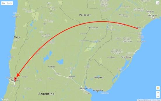 Viña Cousiño Macul mapa 3