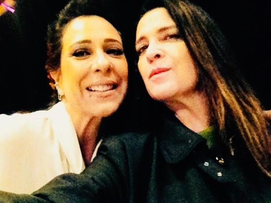 Débora Dias e Vanessa Malucelli — Festa Beneficente em prol do Setor De Queimados do Hospital Evangélico
