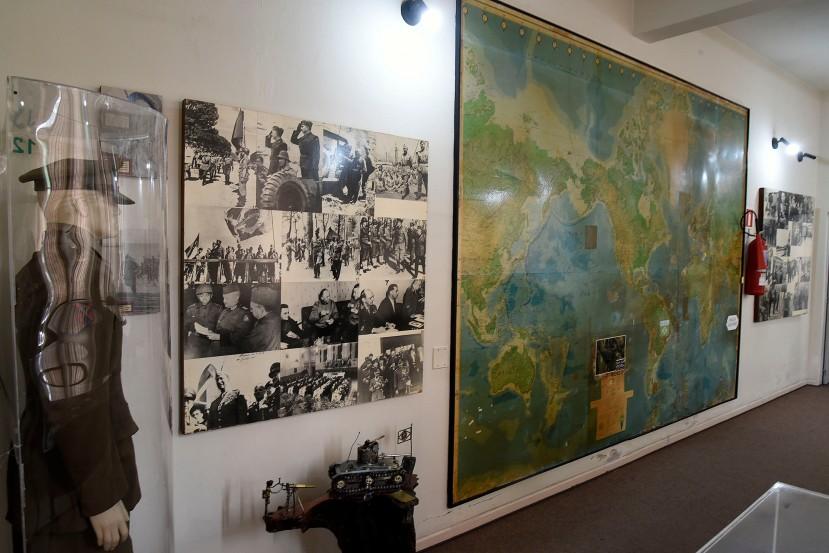 Comemoração do 73º Aniversário da Tomada de Monte Castelo. Curitiba, 21 de fevereiro de 2018. Foto: Kraw Penas/SEEC