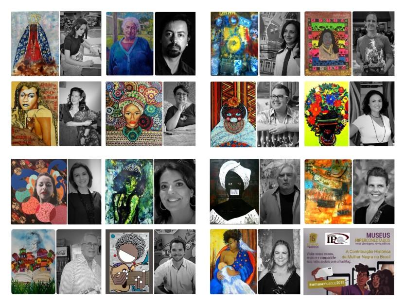 Artistas e suas obras