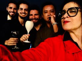 ccp2018- VMA, Juliano, Cristian, Vinicius e Leandro