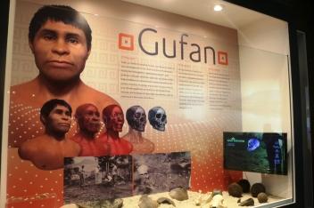Exposição Gufan – o Paranaense de dois mil anos no Museu Paranaense