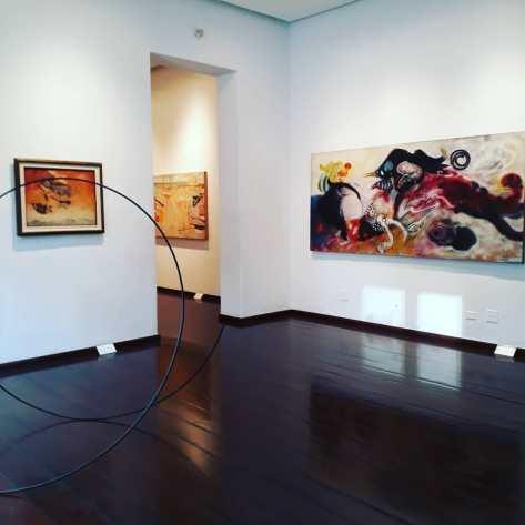 Exposição Movimento – mostra do acervo no Museu de Arte Contemporânea do Paraná