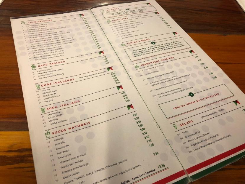 Italy Caffé - Gelato e Sobremesas caseiras