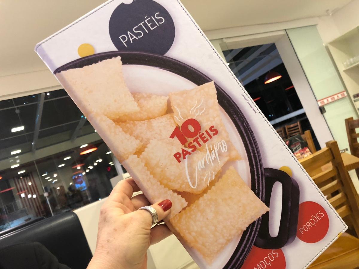 10 Pastéis inaugura a primeira loja com Rodízio em Curitiba
