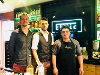 Etilic no EAT'sOn — Equipe 'Super' competente