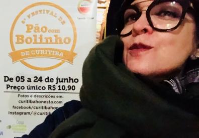 Vanessa Malucelli presente — 8º Festival Pão com Bolinho de Curitiba