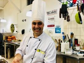 Chef — 8º Festival Pão com Bolinho de Curitiba