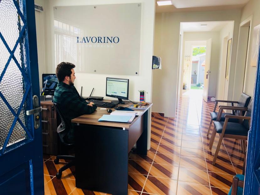 LAVORINO Coworking — Administração