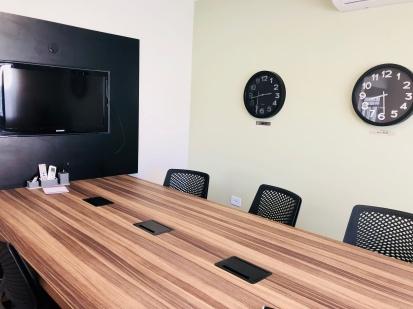 LAVORINO Coworking — Sala de Reuniões com SmartV
