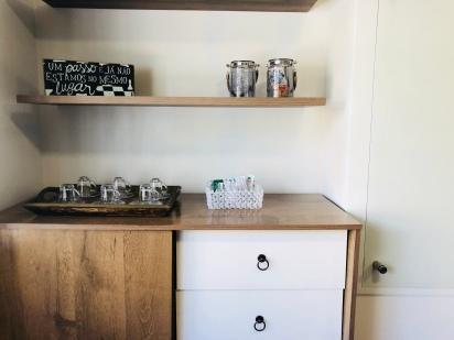 LAVORINO Coworking — Cozinha, suporte