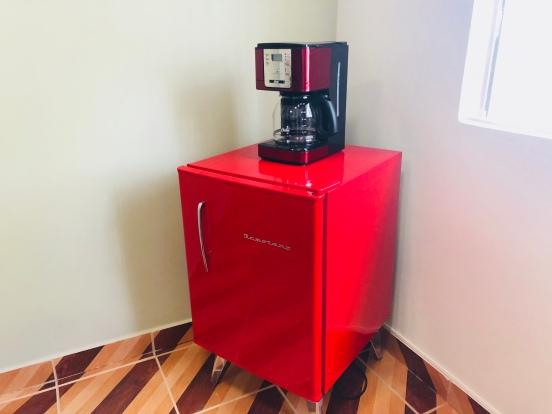 LAVORINO Coworking — Cozinha, frigobar