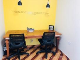 LAVORINO Coworking — Bancada coworking