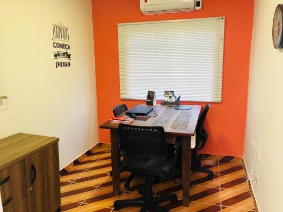 LAVORINO Coworking — Sala de Trabalho