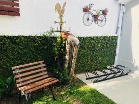 LAVORINO Coworking — Bicicletário