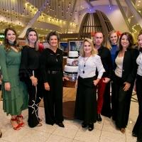 Brinde de Honra marcou os 25 anos da CASACOR Paraná