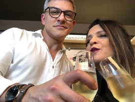 Sadi Consati e Vanessa Malucelli, um brinde à O Boticário MakeB