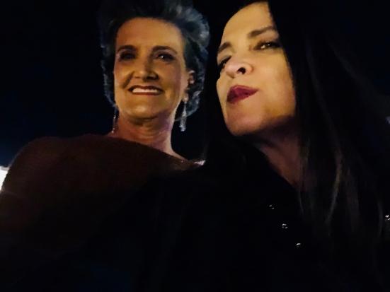 Marina Nessi e Vanessa Malucelli — Festa Beneficente em prol do Setor De Queimados do Hospital Evangélico