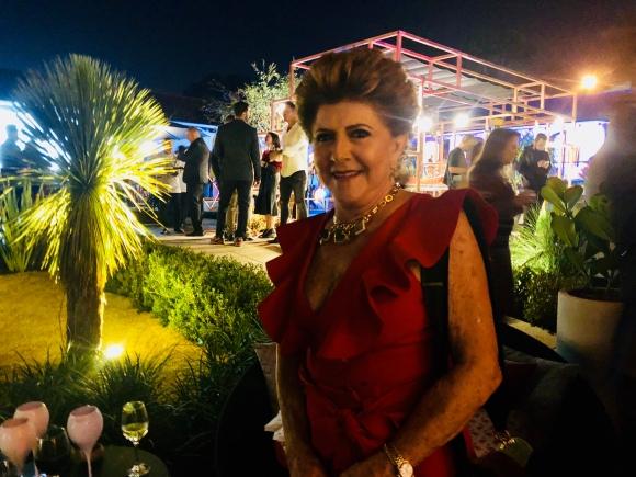 Débora Dias, Norma Camargo patronesse Festa Beneficente em prol do Setor De Queimados do Hospital Evangélico