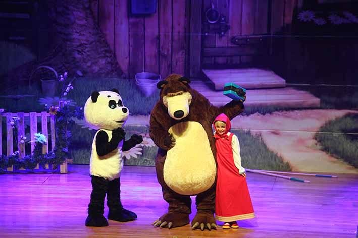 Masha e o Urso-2